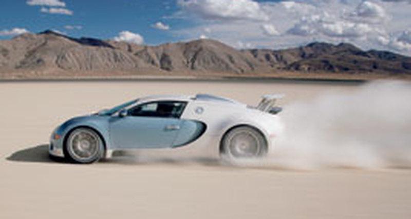 25 Суперподарков: Bugatti снова встрою