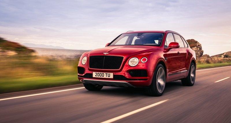 Премьера Bentley наЖеневском автосалоне