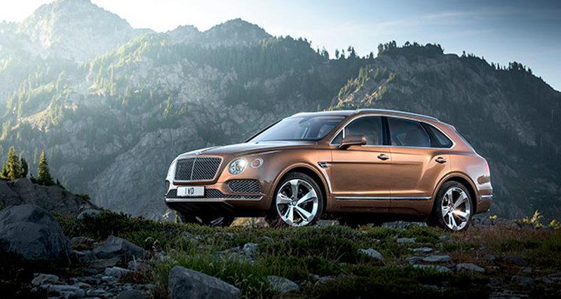 Новые опции Bentley Bentayga дляроссийских клиентов