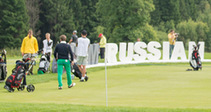 Этап Европейского профессионального гольф-тура - M2M Russian Open 2015, Гольф-клуб «Сколково», 3-6 сентября
