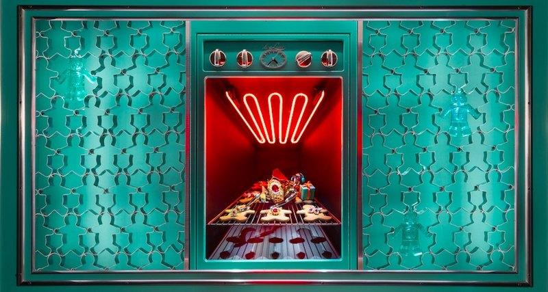 Попасть закулисы мастерской Tiffany & Co