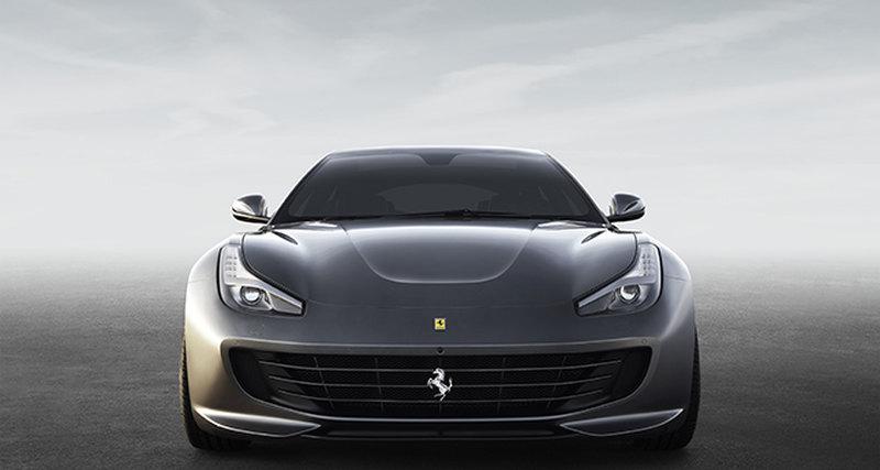 Новая модель Феррари: GTC4Lusso