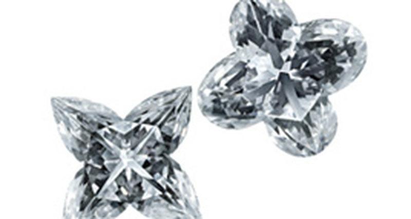 Louis Vuitton представляет коллекцию «фирменных» бриллиантов