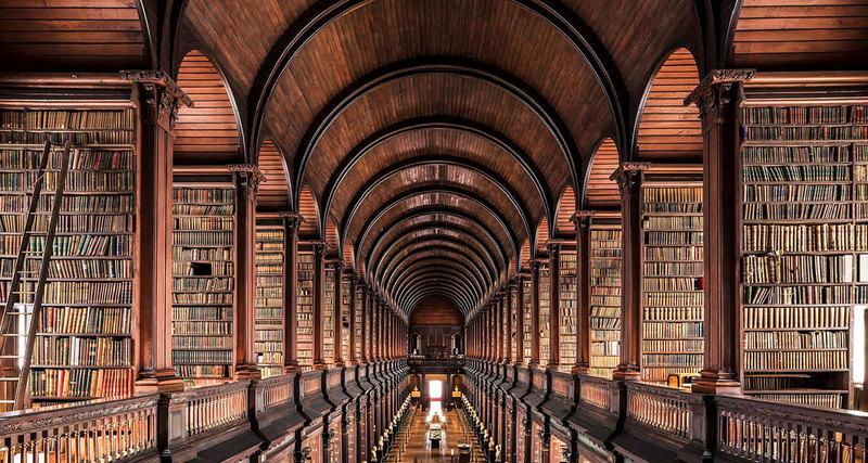 9 самых красивых библиотек Европы