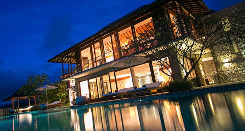 Four Seasons Resort Seychelles представляет резиденцию сшестью спальнями