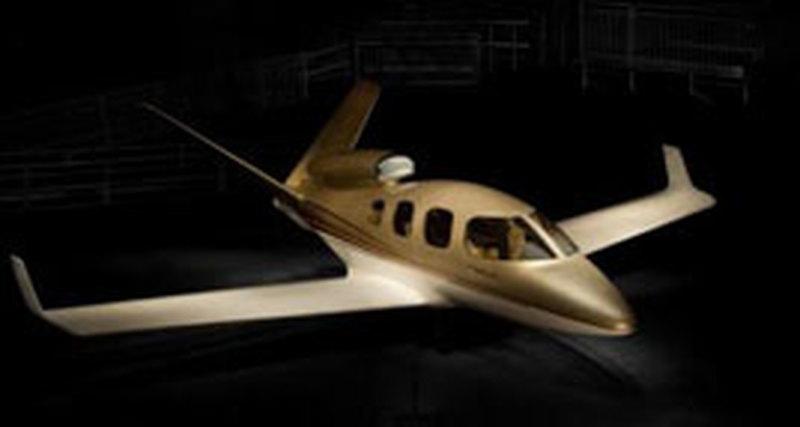 Мини-самолет The Jet - мечта всех авиавладельцев