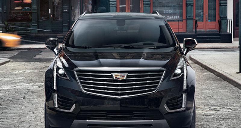 XT5 Cadillac открывает новую страницу вистории американского производителя