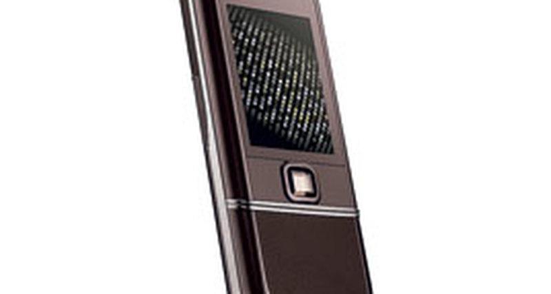 Nokia 8800 Sapphire Arte: Скоро вМоскве