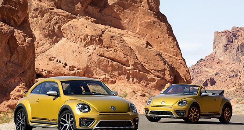 Volkswagen выпустил нового жука