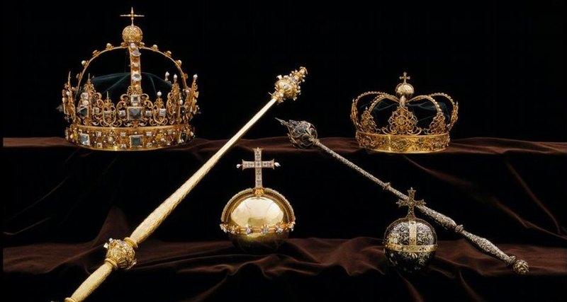 Ограбление вШвеции: изсобора украли короны