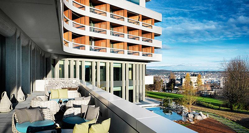 Design Hotels(tm) представляет новый облик легендарного отеля вЦюрихе