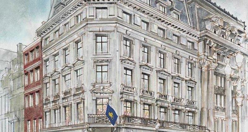 Открытие флагманского бутика Polo Ralph Lauren наРиджент-Стрит вЛондоне