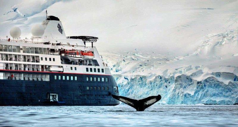 По Северному морскому пути накруизном лайнере