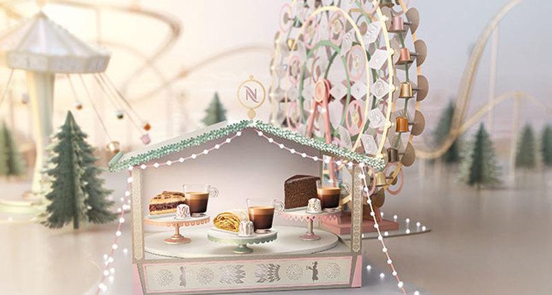 Откройте новогоднюю радость вновь спраздничной коллекцией отNespresso