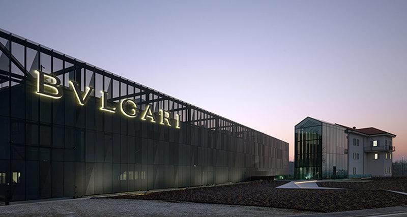 Bulgari открывает крупнейшую ювелирную мануфактуру вЕвропе