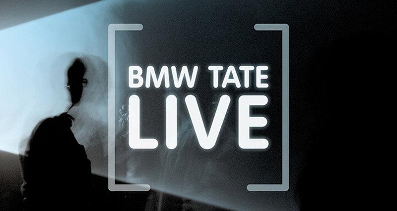 BMW Group иTate Modern представляют новую программу BMW Tate Live