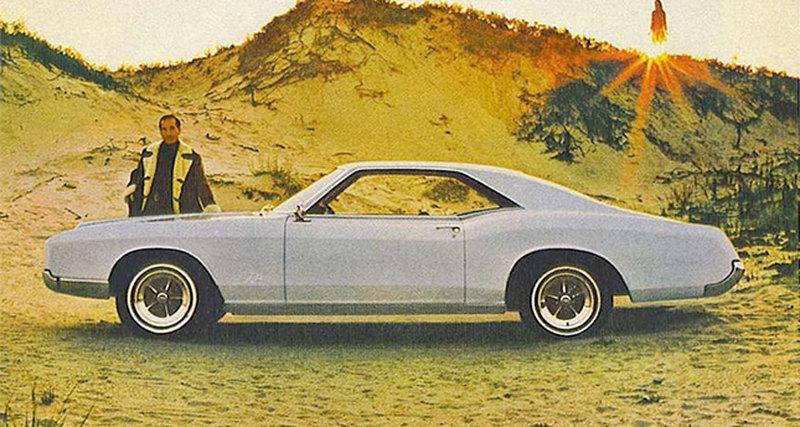5 олдскульных автомобилей мечты