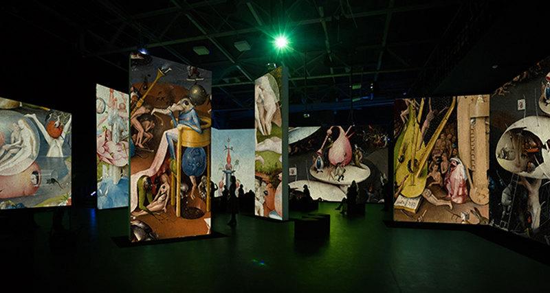 Новая выставка вЦентре дизайна Artplay - «Босх. Ожившие видения»