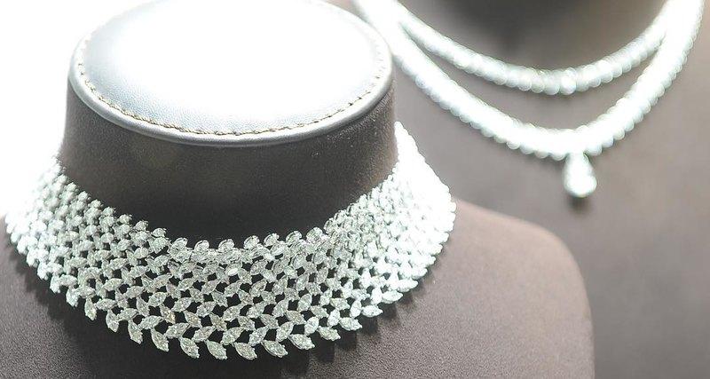 Ювелирная выставка Jewellery Arabia 2017