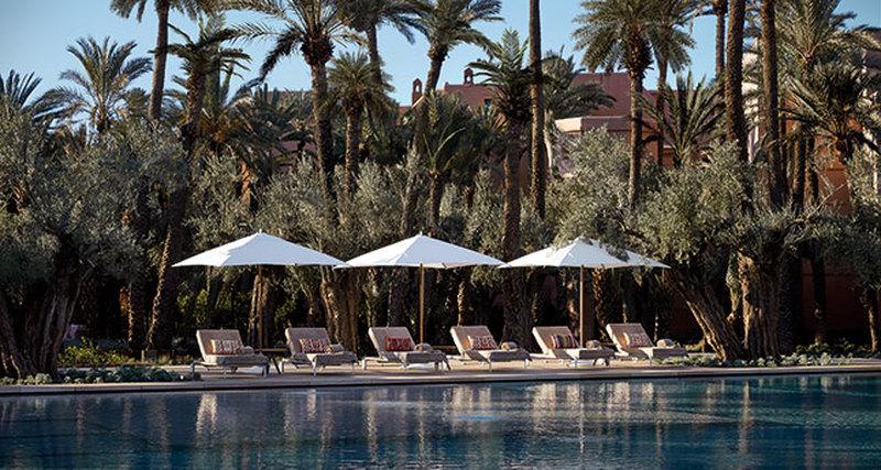Новое пространство вRoyal Mansour Marrakech - Le Jardin