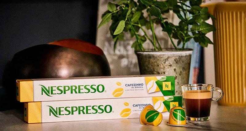 Nespresso представляет новый лимитированный бленд изБразилии