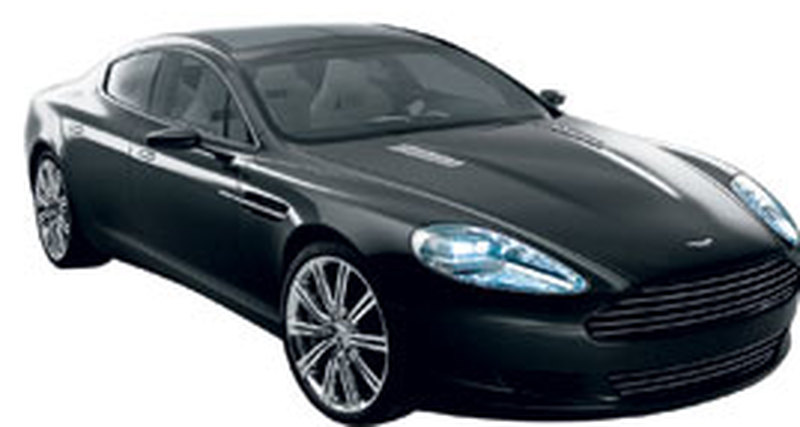 Aston Martin Rapide: Выпуск начнётся вконце 2009 года