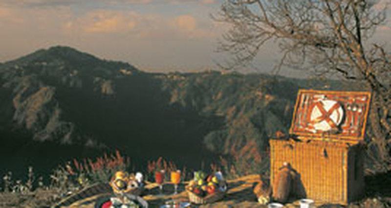 Пикник вГималаях