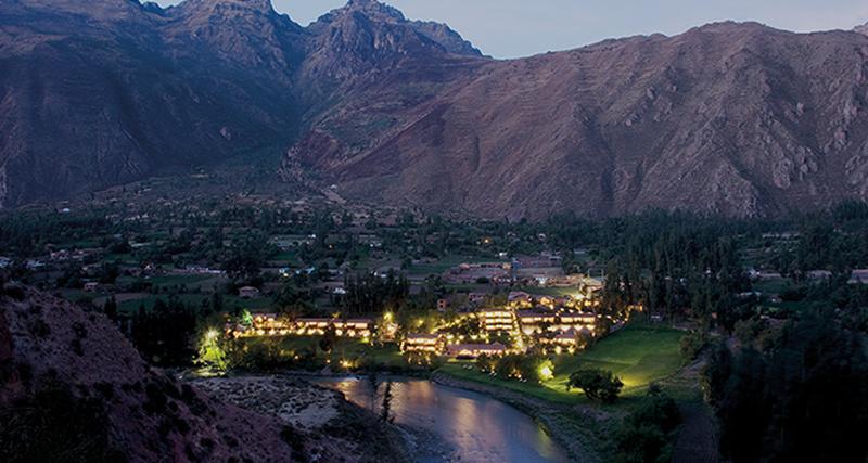Кино подзвёздным небом вСвященной долине инков