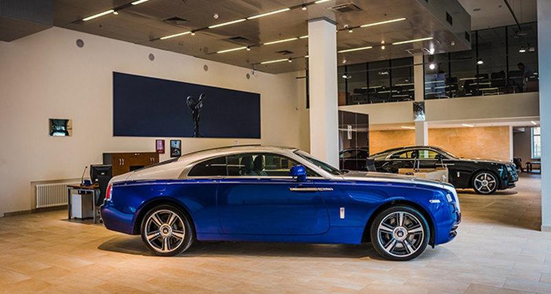 Rolls-Royce Motor Cars открывает вМоскве салон Provenance Pre-Owned