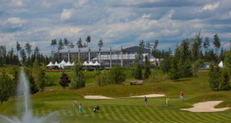 С 25 по28 июня вAgalarov Golf & Counrty Club проходит Чемпионат России погольфу 2015