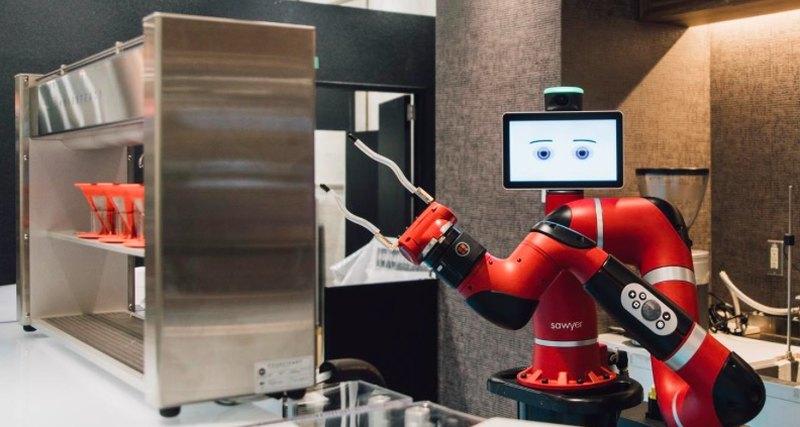 Какой кофе варят роботы?