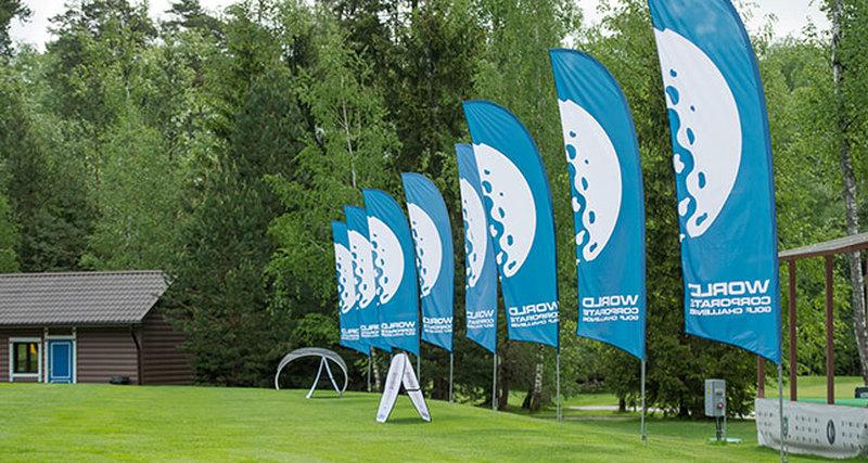 В Москве состоялся крупнейший вмире корпоративный гольф-турнир World Corporate Golf Challenge