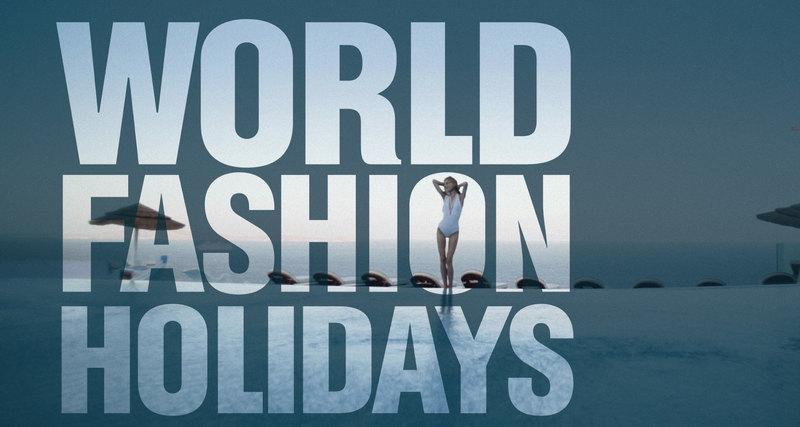 Открытие зимнего сезона нового шоу-проекта World Fashion Holidays