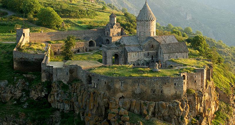 Истории оБлижнем зарубежье: Армения