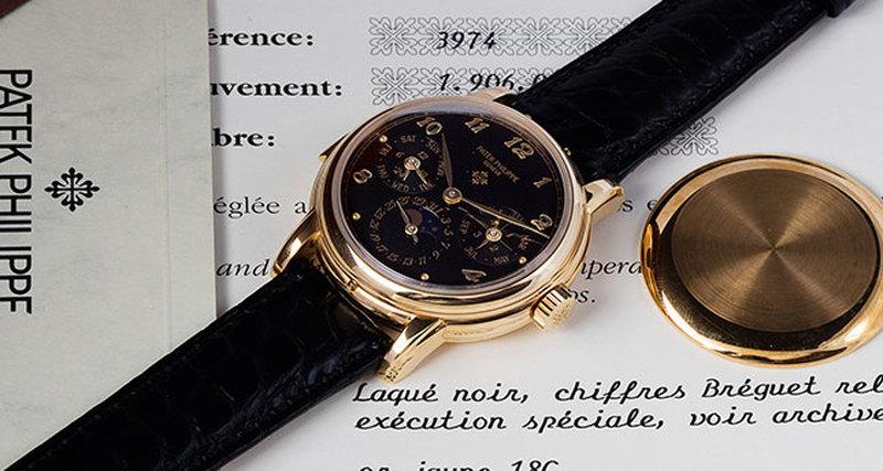 Часовые аукционы Phillips Женева