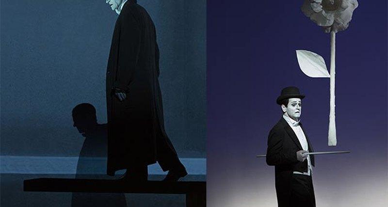 Giorgio Armani сшил костюмы дляпостановки Михаила Барышникова «Письма кчеловеку»