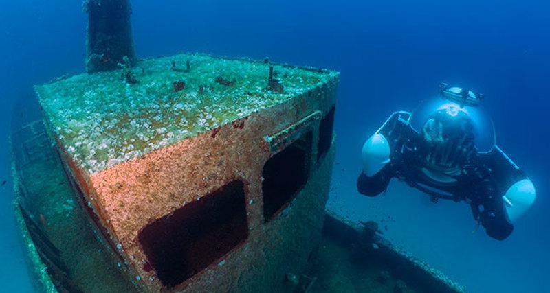 Какие частные субмарины ждут своих владельцев вгаражах мегаяхт