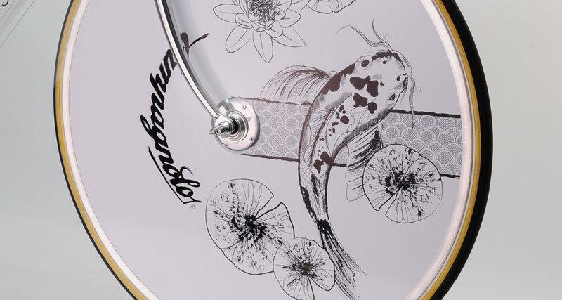 Где Восток встречает Запад: роскошные велосипеды Colnago