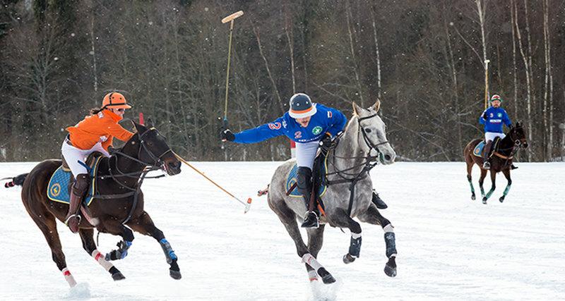 В Москве пройдет первый Российско-Швейцарский турнир пополо наснегу