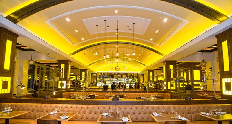 Шеф-повар Гордон Рамзи открыл новый ресторан вДубае