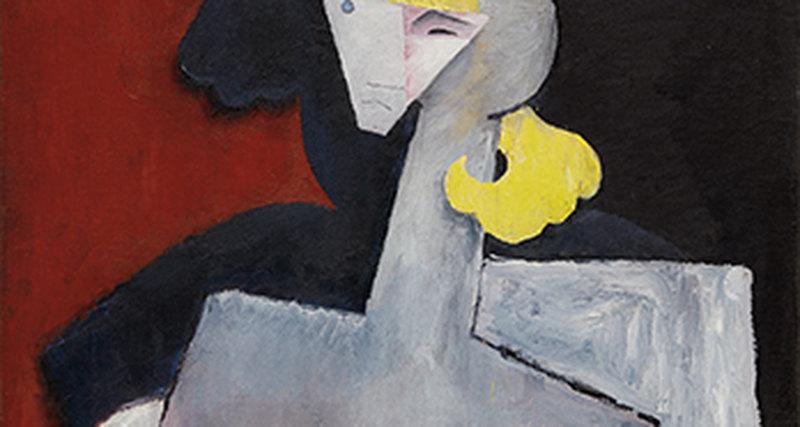 Портрет Маревны Диего Ривера возглавит аукцион Phillips Латинской Америки
