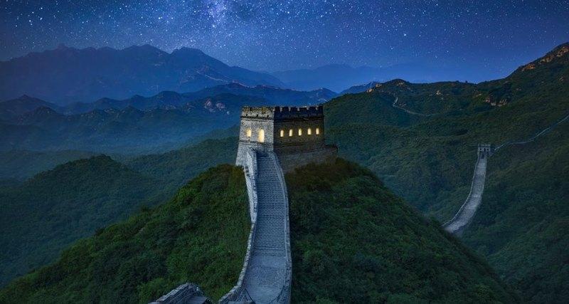 Впервые затысячи лет: апартаменты наВеликой Китайской стене