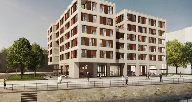 Vesper выходит нарынок недвижимости Берлина