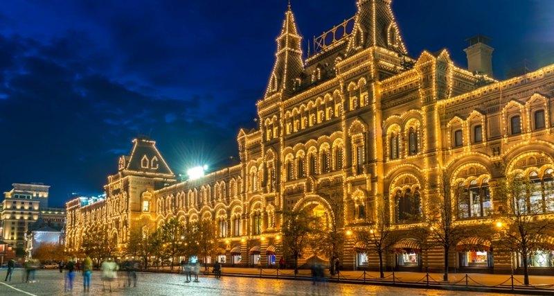 Bvlgari: продолжение кремлевской экспозиции вГУМе