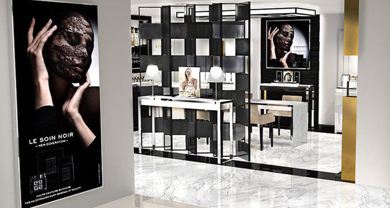 Новый спа-центр Metropole by Givenchy