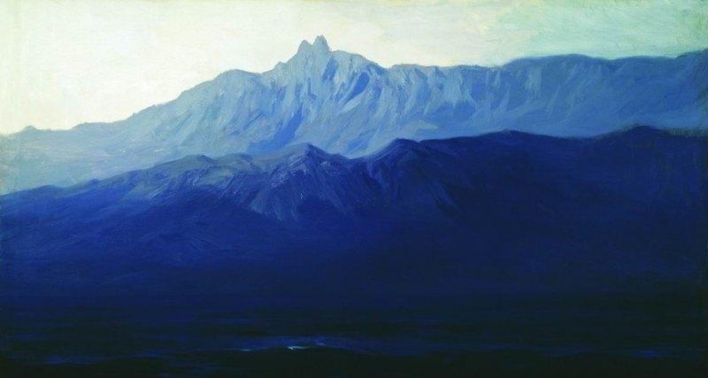 Из Третьяковской галереи украли картину Архипа Куинджи