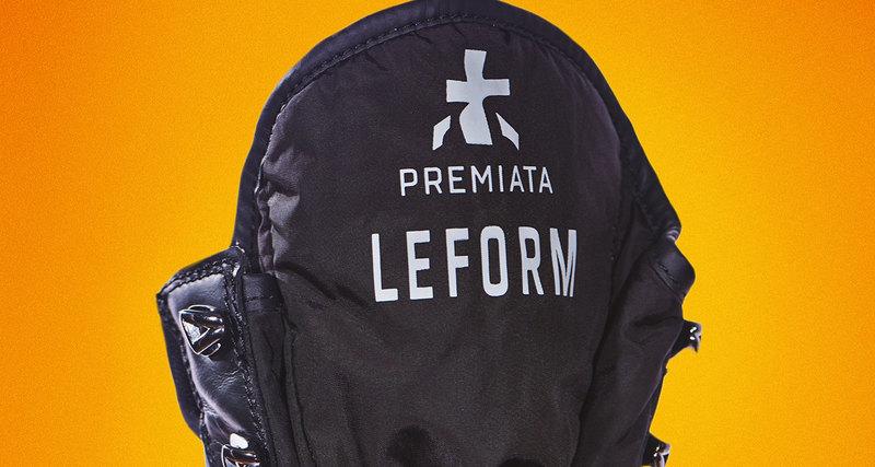 Premiata x Leform: коллаборация 3.0