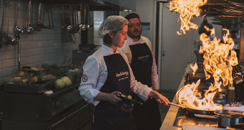 Как учат искусству высокой кухни Владимир Мухин иМирко Дзаго?