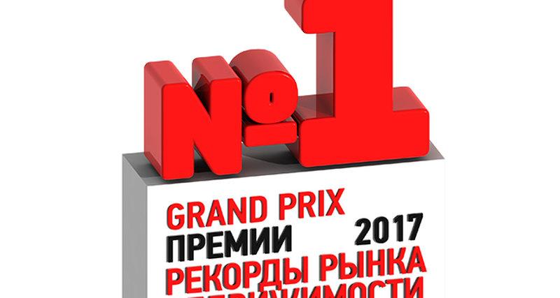 Grand Prix премии «Рекорды рынка недвижимости 2017»