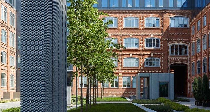 В культурно-деловом комплексе «Большевик» открыты продажи апартаментов премиум-класса